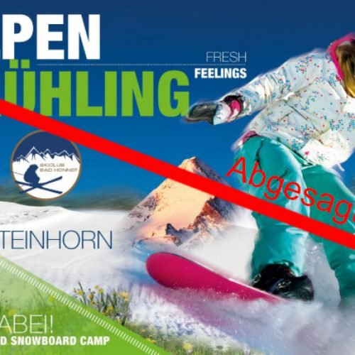Ski- & Snowboardcamp 2020  Zell am See