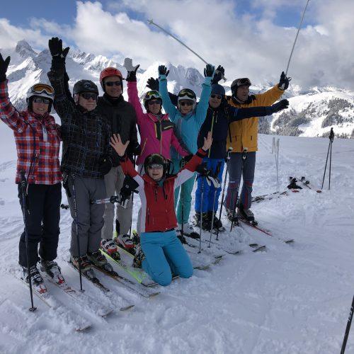 Genießerskifahrt 2020 Hochkrimml Zillertal